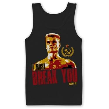 Rocky - I Must Break You Tank Top
