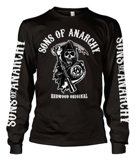 T-Shirt Sons of Anarchy Redwood Original