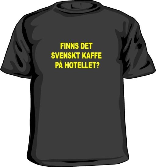 Finns Det Svenskt Kaffe?