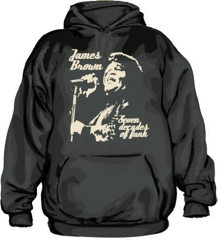James Brown Hoodie