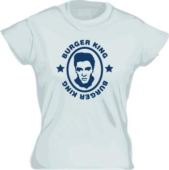 Burger King Girly T-shirt