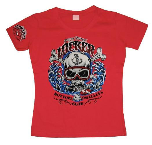 Davy Jones Locker Girly T-shirt