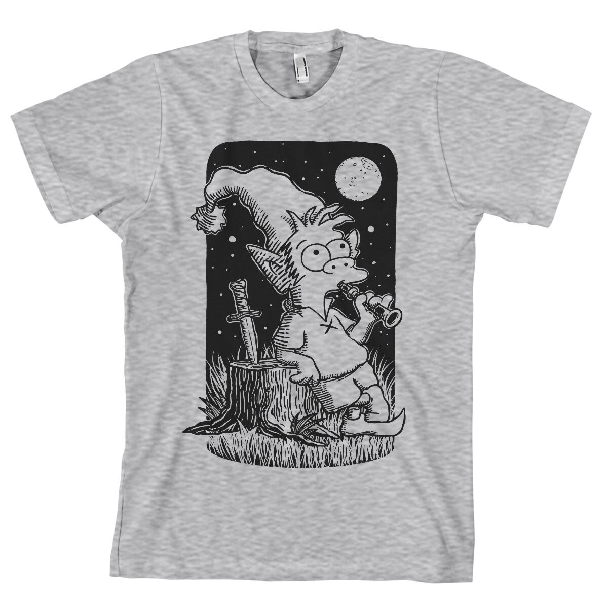 Disenchantment - Elfo T-Shirt