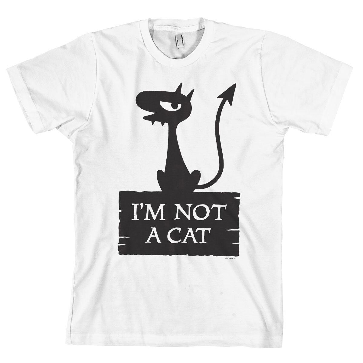 Luci - I'm Not A Cat T-Shirt