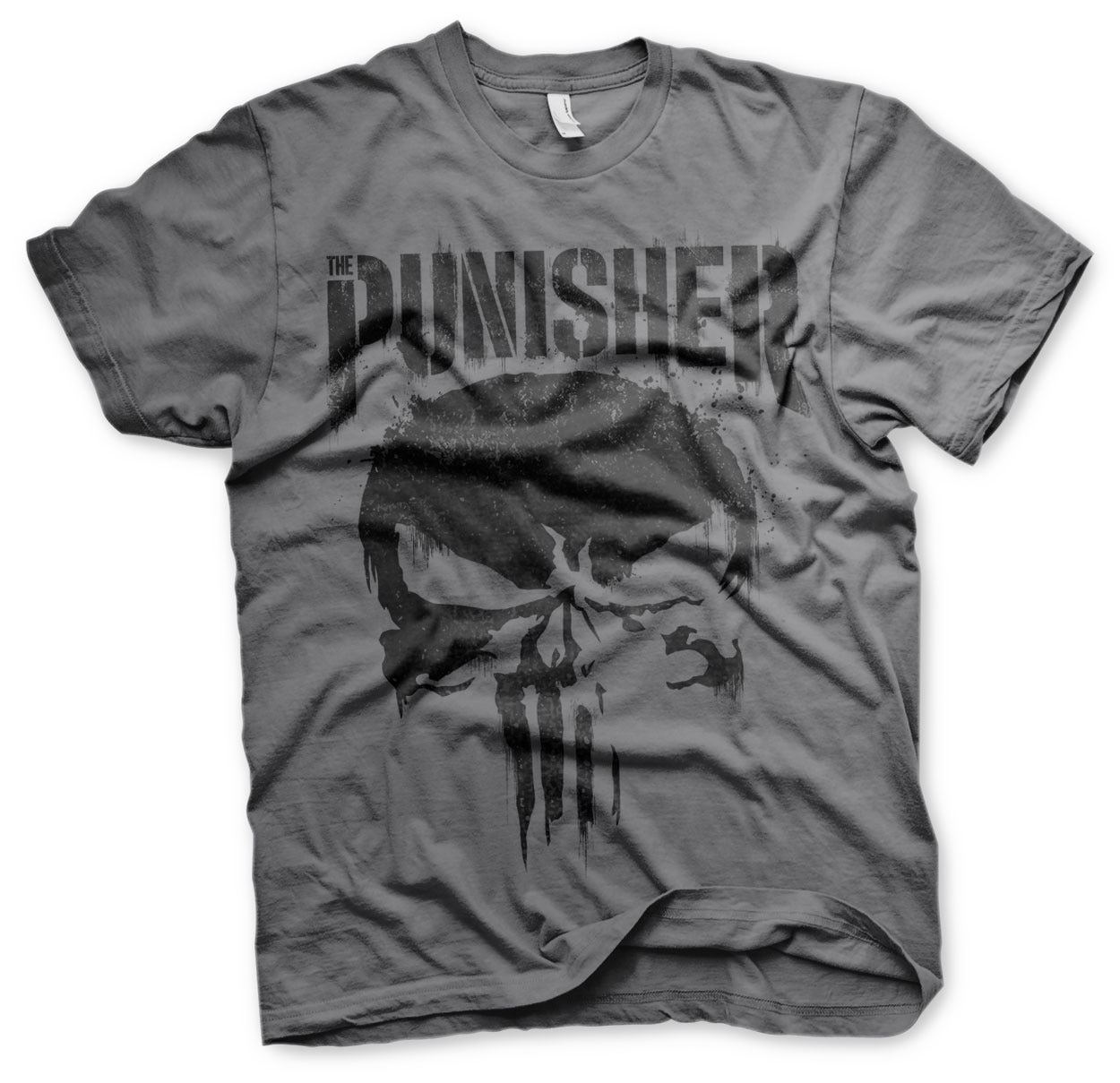 Marvel's The Punisher Big Skull T-Shirt