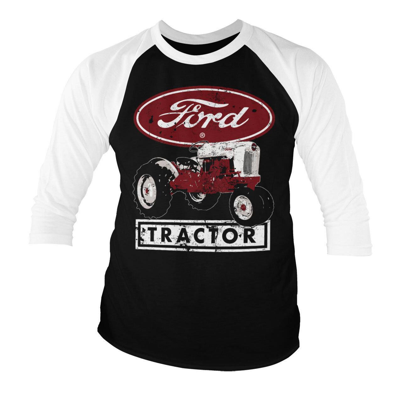 Ford Tractor Baseball 3/4 Sleeve Tee