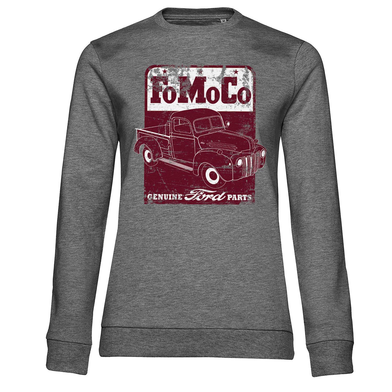 FoMoCo - Genuine Ford Parts Girly Sweatshirt