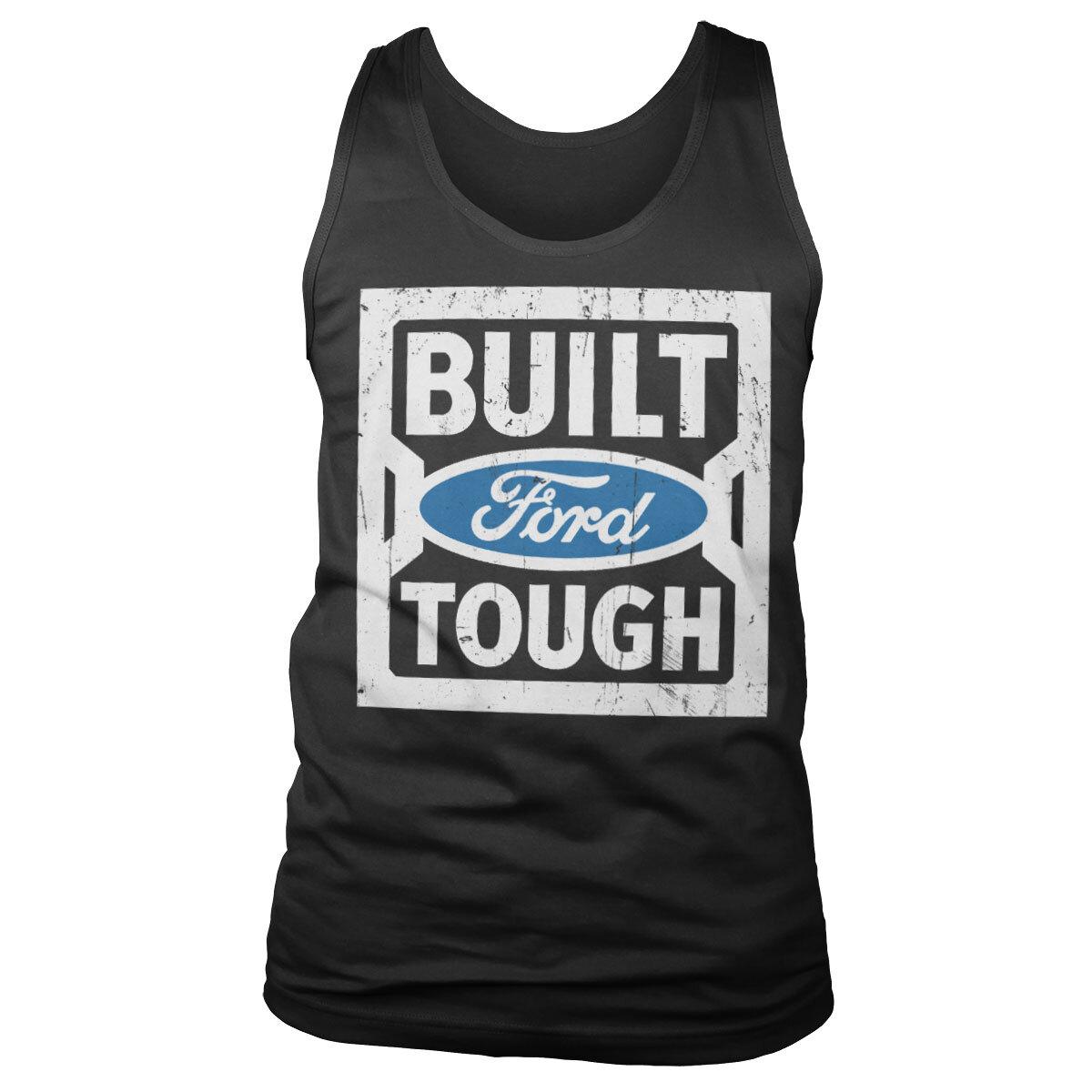 Ford - Built Tough Tank Top