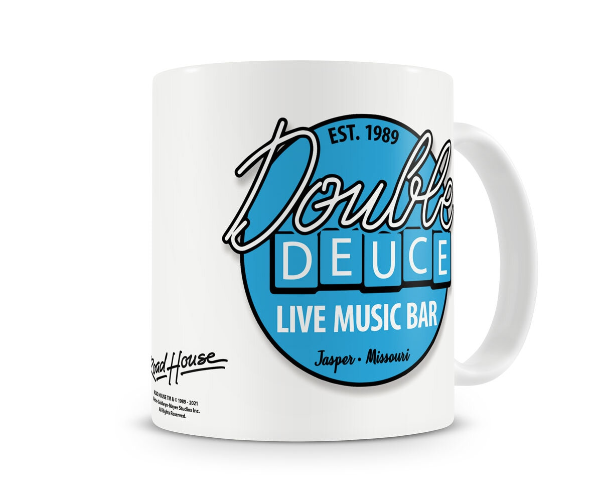 Double Deuce Live Music Bar Coffee Mug