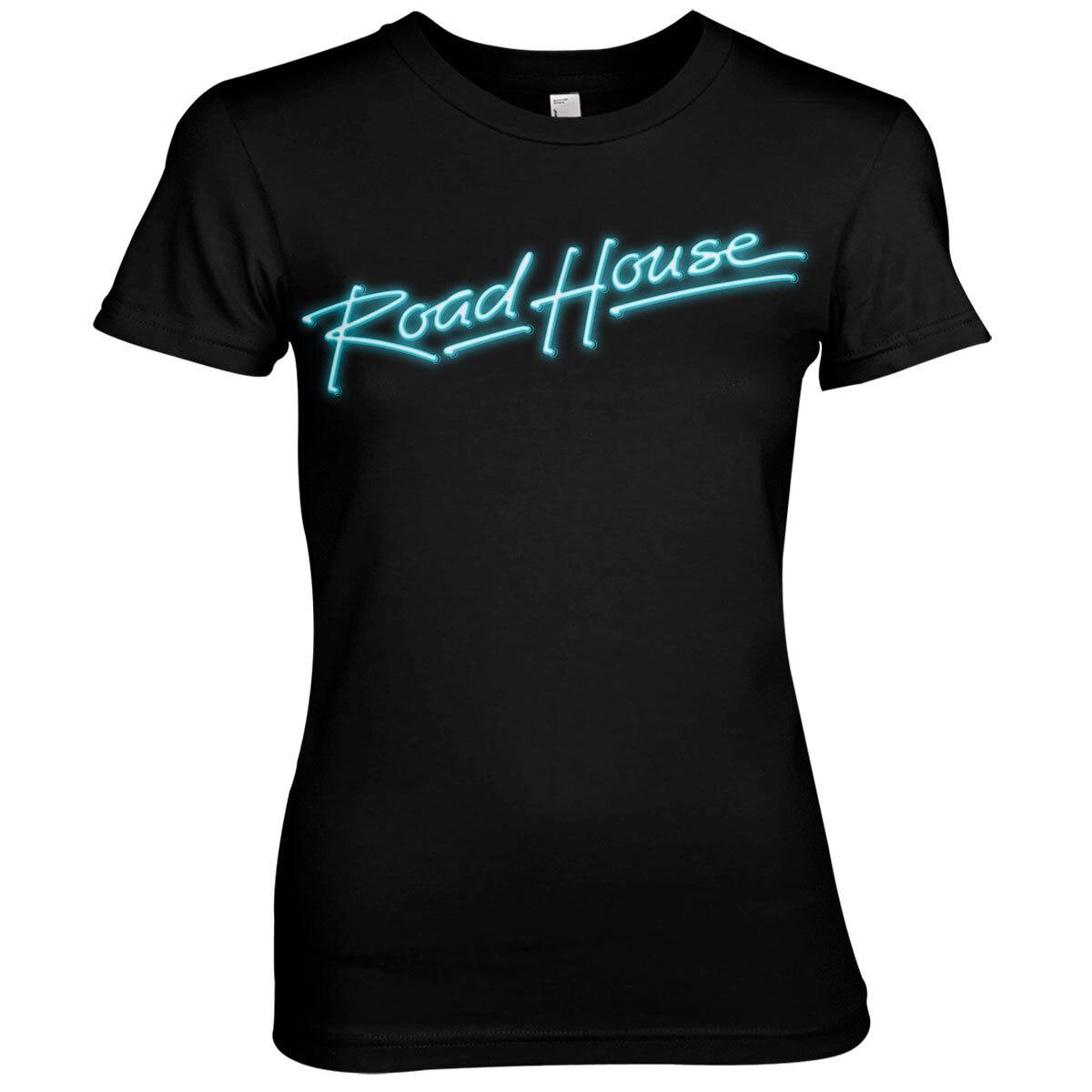 Road House Logo Girly Tee
