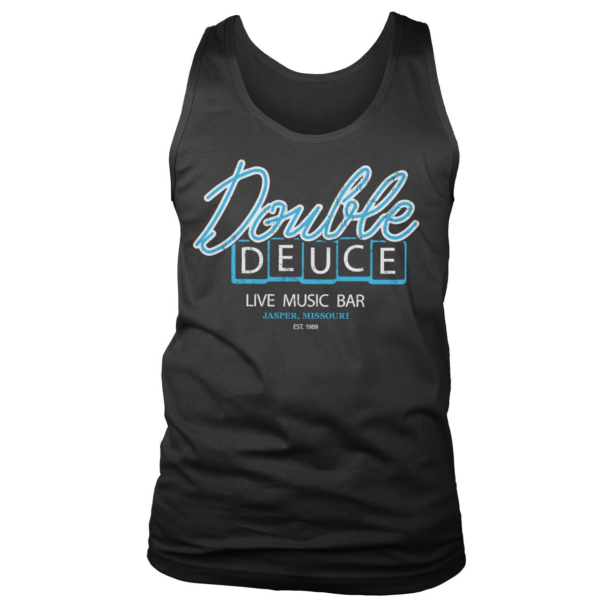 Double Deuce Live Bar Tank Top