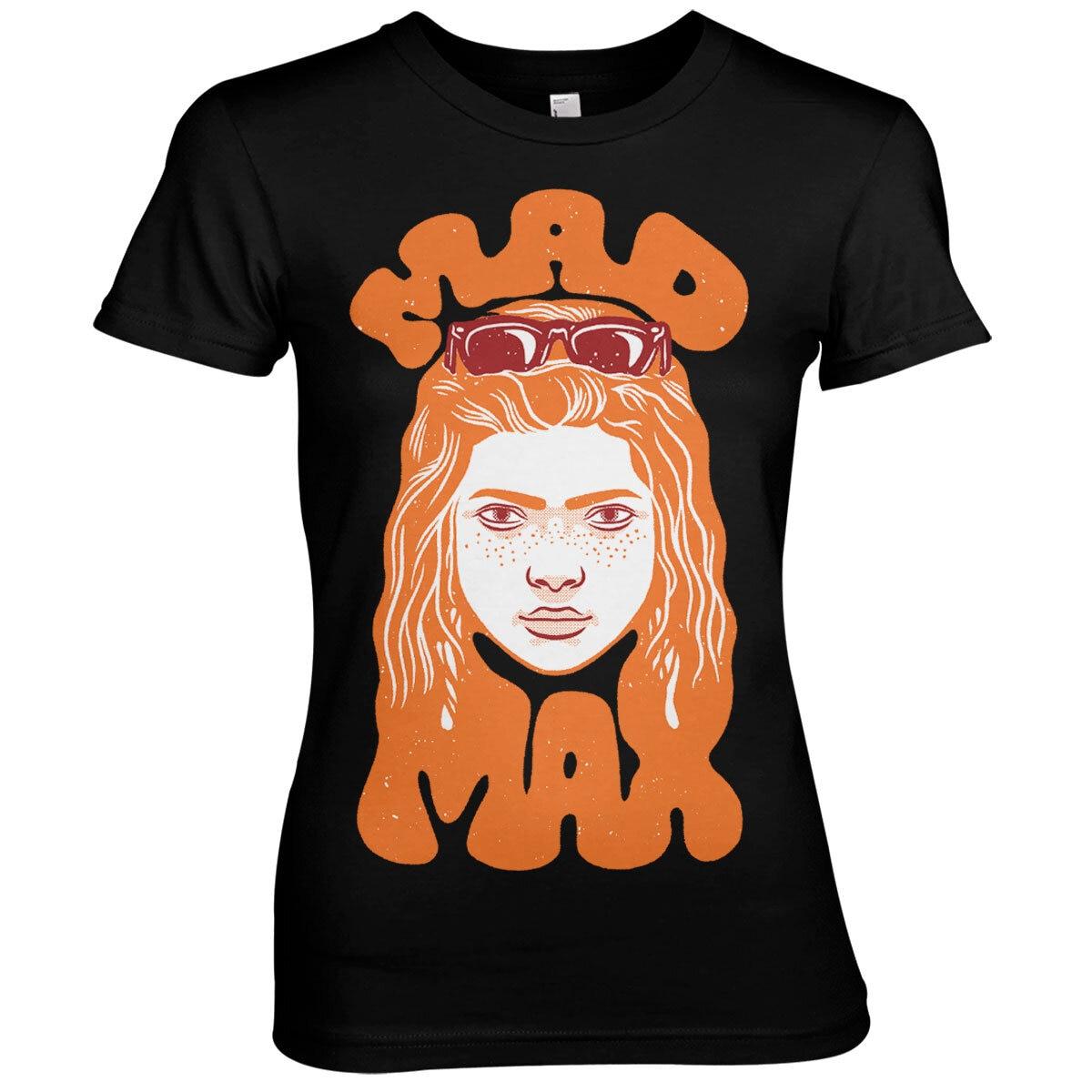 Stranger Things - Mad Max Girly Tee
