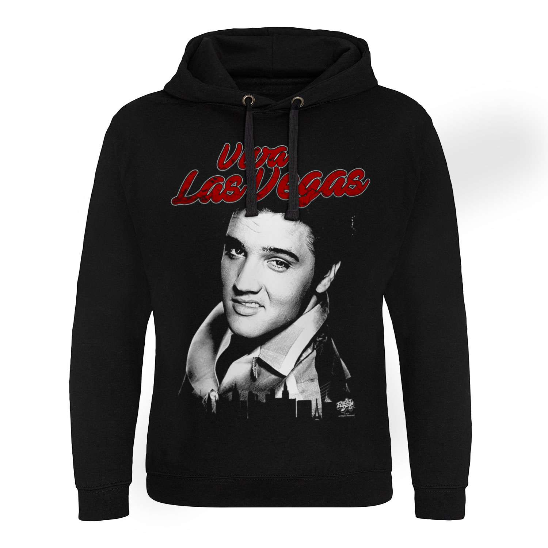 Elvis Viva Las Vegas Epic Hoodie