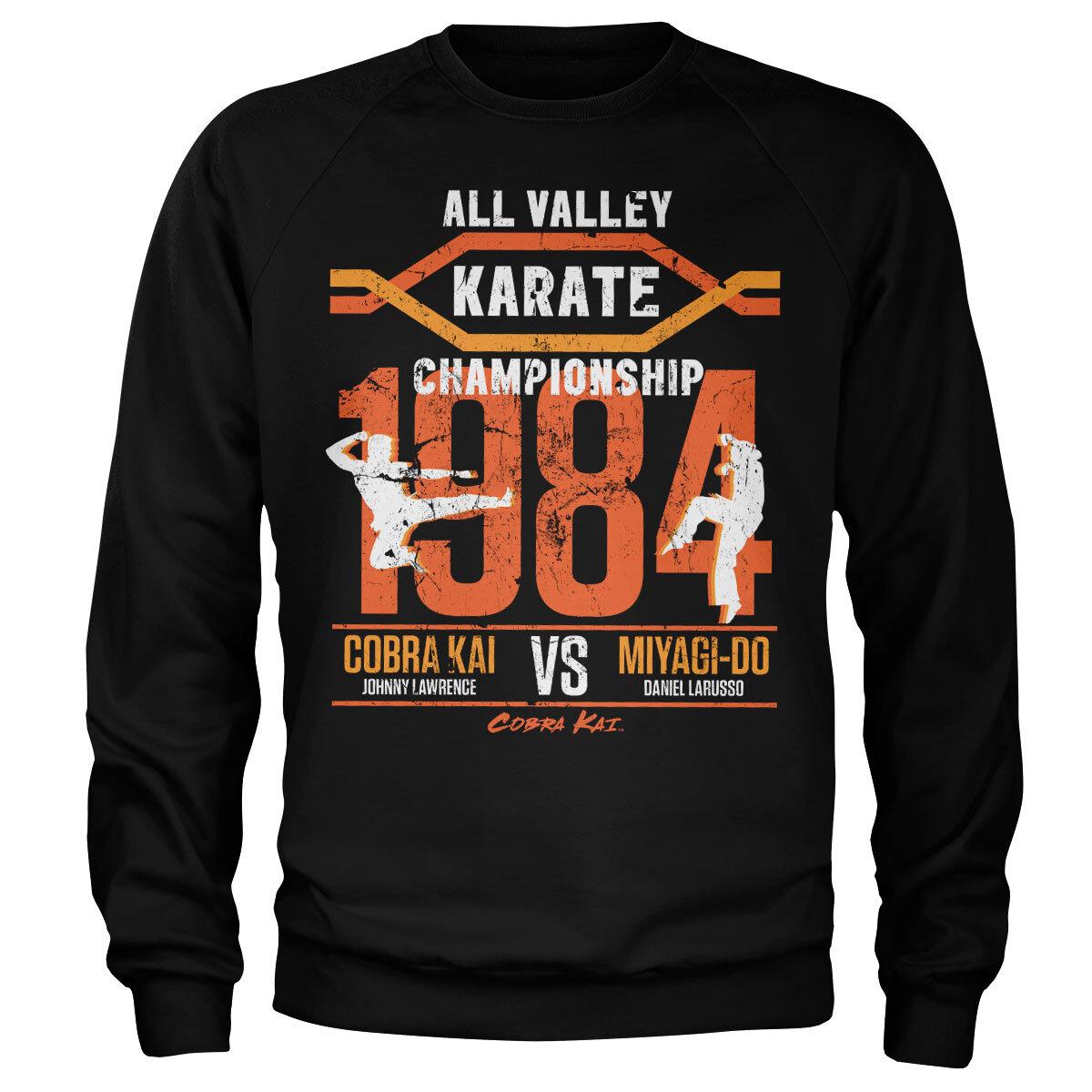 All Valley Karate Championship Sweatshirt