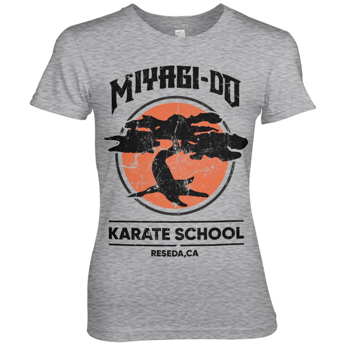 Miyagi-Do Karate School Girly Tee