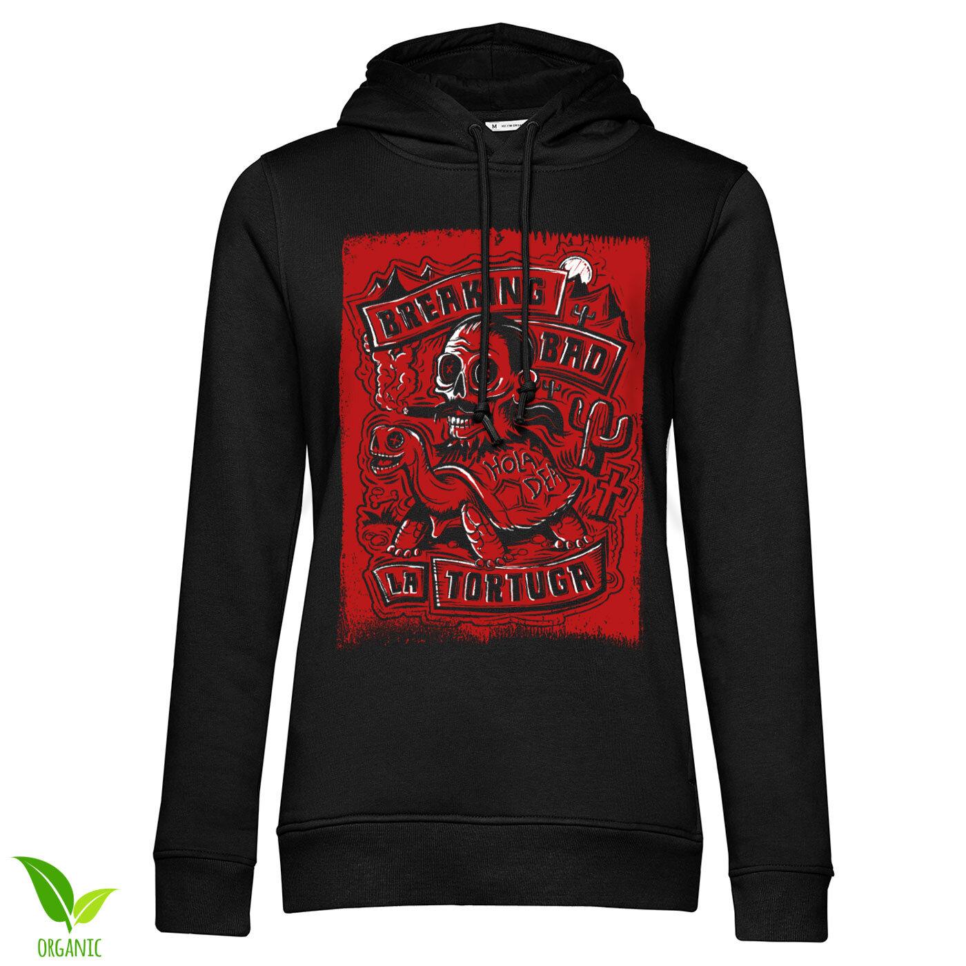 La Tortuga - Hola Death Epic Girls Hoodie
