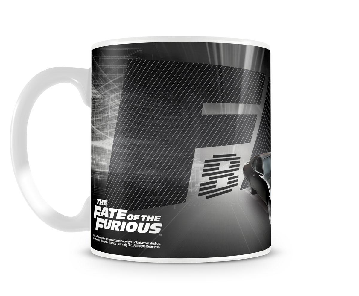 The Fate Of The Furious Coffee Mug