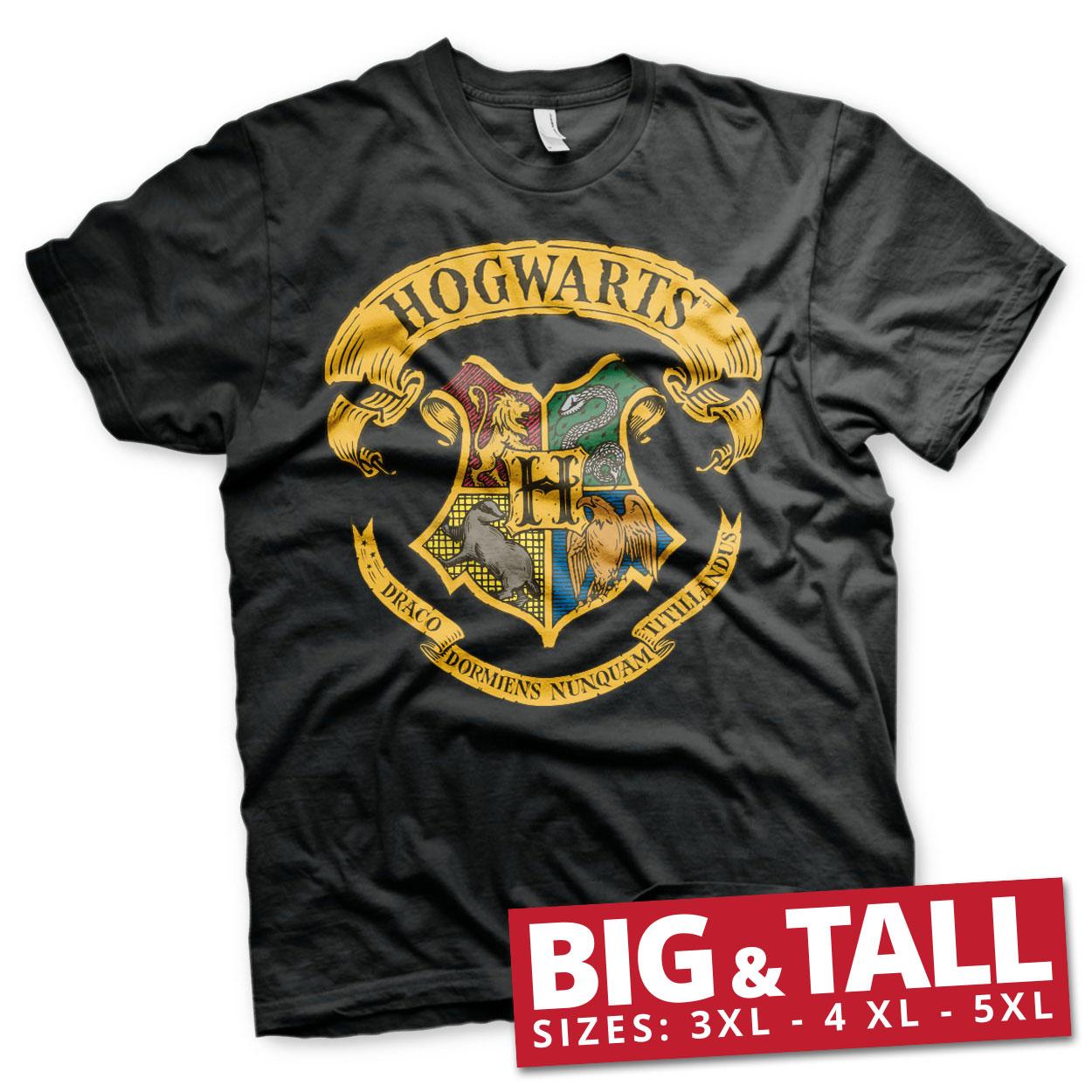 Hogwarts Crest Big & Tall T-Shirt